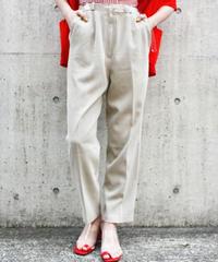 【Used】Tapered Pants  / テーパードパンツ