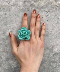 【Used】Rose ring / 薔薇リング