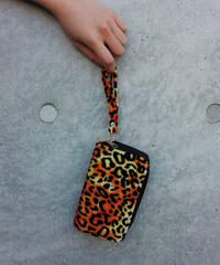 【Used】Leopard purse / ヒョウ柄パース
