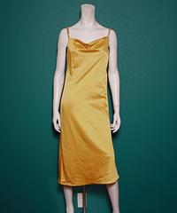 【migration】Satin camisole dress /mg-186 / サテンキャミソールドレス
