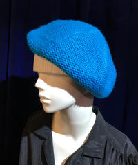 【Used】Knit beret hat / ニットベレー帽