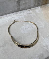 【Used】Gold choker / チョーカー