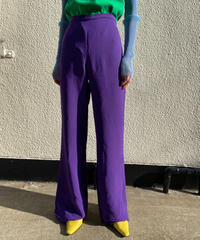 "【Used】""ETRO"" wide pants / ワイドパンツ"