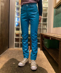 "【Used】""Frankie B"" fake leather pants / 合皮パンツ"