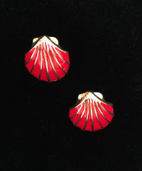 "【Vintage】""MONET""  Shell pierce / シェルピアス"