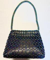 【Used Item】Beads aurora bag  /ビーズオーロラバッグ