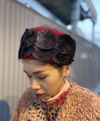 【Used】Dress wool hat / ドレスハット