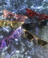 【Selected item】 Color Sunglasses / mg025