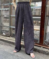 【Used】Polka dot relaxing pants / 水玉模様リラックスパンツ
