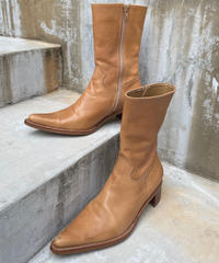 """【Used】""""Steve Madden"""" Leather boots """" / レザーブーツ"""