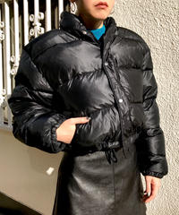 "【Used】Down jacket ""Black"" / ダウンジャケット"