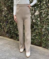 【Used】Basic wool  lib pants / ベーシックリブパンツ
