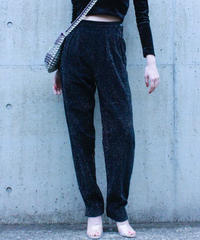 【Vintage】 corduroy glitter pants  / コーデュロイグリッターパンツ