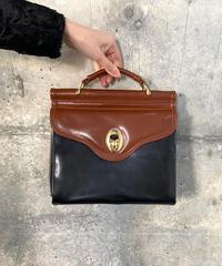 【Used】Leather hand bag / レザーハンドバッグ