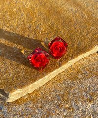 【Used】Rose in Captivity earring / 囚われの薔薇ピアス