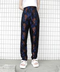 【Uesd】China pants/チャイナパンツ