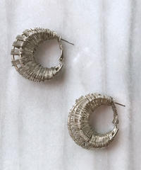 【Used】Wire hoop pierce / ワイヤーフープピアス