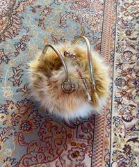 【Used】Faux fur fluffy bag / フェイクファーフワフワバッグ