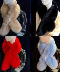 【Selected item】Fake fur  stole / フェイクファーストール