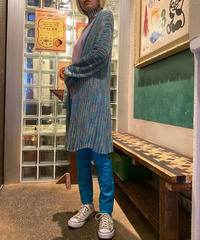 【Used】Colorful knit cardigan / カラフルニットカーディガン