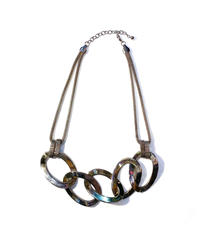【Used】Ring necklace / リングネックレス