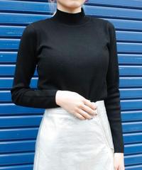 【migration】Basic high neck knit tops / ベーシックハイネックニットトップス / mg-424