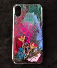 【FUTURE】Nature Mobile Phone Case <i PhoneX / Xs> FTR-X-18