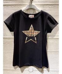star Tシャツ【ブラック】