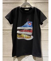 カラフルスニーカーTシャツ