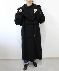 italy black coat