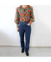 【Calvinklein】high-waist jeans