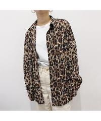 leopard shirt blouse