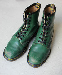 【Dr.Martens】 8hole  green made in England