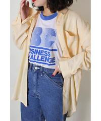 90s Lz sport linen shirt