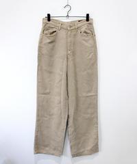 【wrangler】beige pants