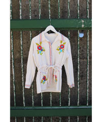 embroidery  blousing blouse