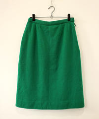 made in Scotland wool skirt
