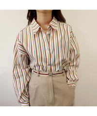 mulch stripe shirt