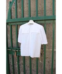 square sailor folklore blouse