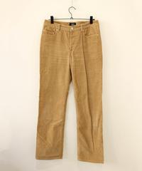 【A.P.C.】corduroy pants