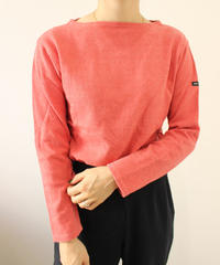 【SAINT JAMES】Basqueshirt red