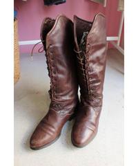 カナダ製 laceup boots