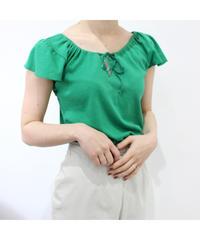 【 agnes b. 】green tops