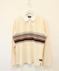 【patagonia】line long polo shirt
