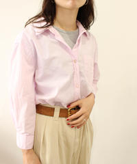 【ACNE】baby pink shirt