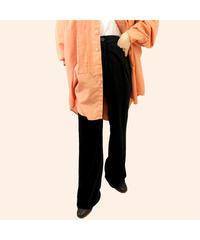 【LA buying】velours pants