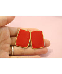 【LA buying】RED plate pierce