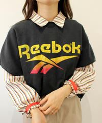 【reebok】remake sweat