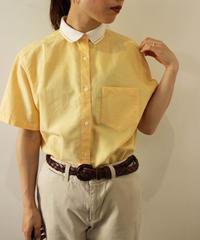 knit collar shirt