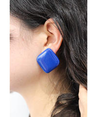 Blue square pierce
